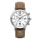 Roamer Vanguard men's stainless steel brown strap watch - Product number 1430335