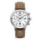 Roamer Vanguard men's stainless steel brown strap watch - Product number 1430335