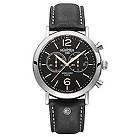 Roamer Vanguard men's stainless steel black strap watch - Product number 1430386