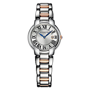 Raymond Weil ladies' two colour bracelet watch - Product number 1433113