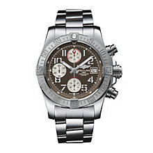 Breitling Avenger II men's stainless steel bracelet watch - Product number 1433229