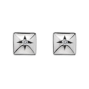 Hot Diamonds Affine silver stud earrings - Product number 1433679