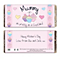 Personalised Cupcake Chocolate Bar - Product number 1434101