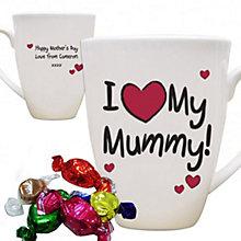 Personalised I Heart My Mug - Product number 1434586