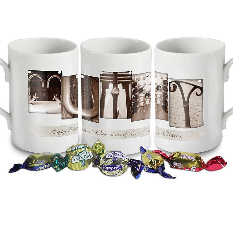 Personalised Affection Art Mummy Mug - Product number 1434780