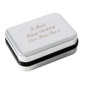 Engraved Pendant Gift Box - Product number 1435000
