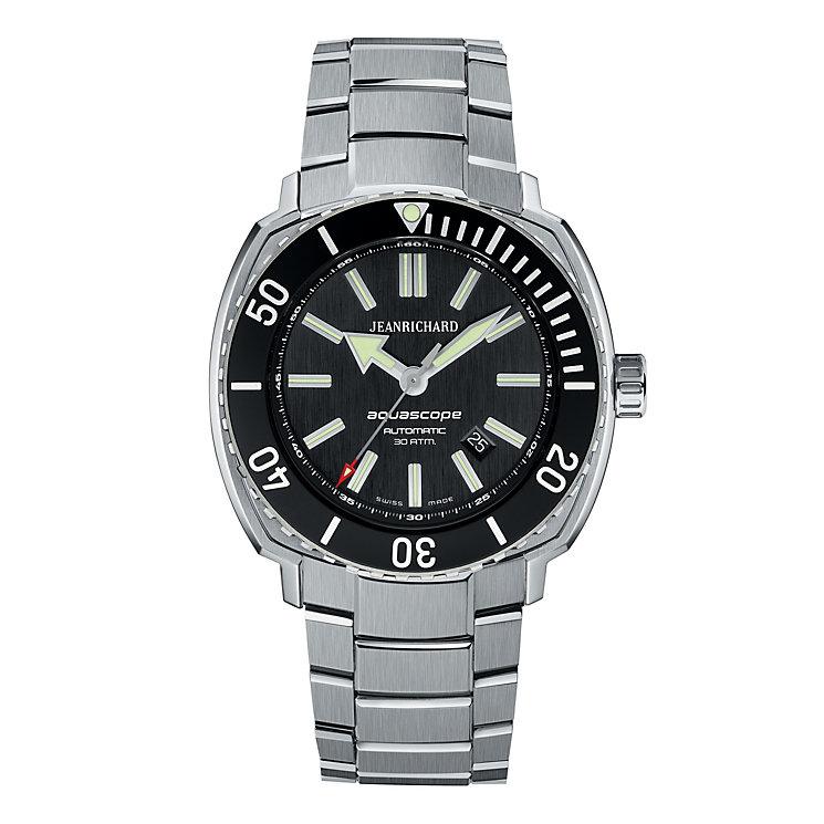 JEANRICHARD Aeroscope men's titanium bracelet watch - Product number 1437844