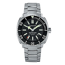 JEANRICHARD Aeroscope men's titanium bracelet watch - Product number 1437844