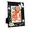 Engraved Black Butterfly 6x4 Photo Frame - Product number 1438212