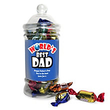 Personalised World's Best Toffee Jar - Product number 1439065
