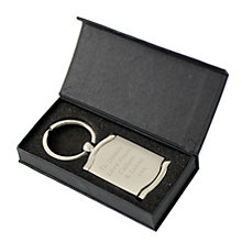 Engraved Photo Frame And Mirror Key Ring - Product number 1439146