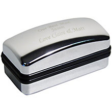 Engraved Cufflink Box - Product number 1439162
