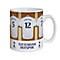 Personalised Tottenham Hotspurs Dressing Room Mug - Product number 1439545