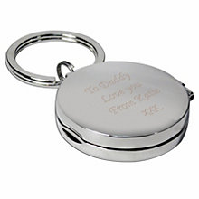Personalised Photo Keyring - Product number 1439731