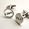 Engraved Usher Cufflinks - Product number 1440373