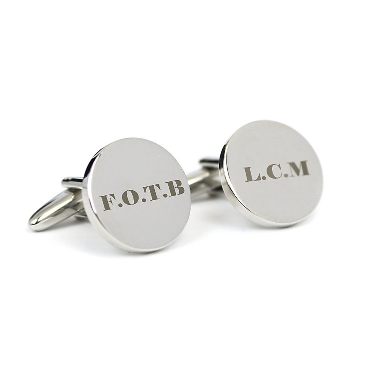 Engraved Father Of The Bride Cufflinks - Product number 1440381