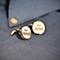 Engraved Established Cufflinks - Product number 1440411