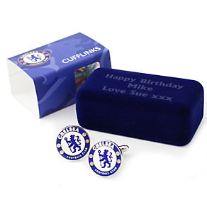 Personalised Chelsea Cufflinks - Product number 1440772
