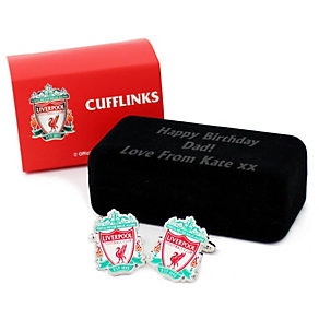 Personalised Liverpool Cufflinks - Product number 1440780
