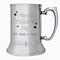 Personalised Stainless Steel Tankard - Product number 1440829