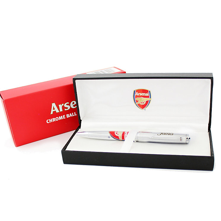 Engraved Arsenal Pen - Product number 1440853