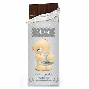 Personalised Forever Friends Pageboy Chocolate - Product number 1441183