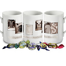 Personalised Affection Art Mr And Mrs Mug - Product number 1441337