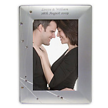 Engraved Diamante 6x4 frame - Product number 1441973