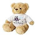 Personalised Pageboy Teddy - Product number 1442546