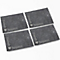 Engraved Heart Motif 4 Pack of Slate Coasters - Product number 1442619