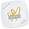 Personalised Golden Hearts Plate - Product number 1442945