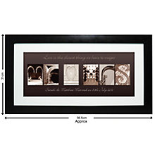 Personalised Affection Art Mr And Mrs Frame - Product number 1443860