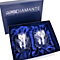 Engraved Swarovski Elements Tumbler Set- Big Heart - Product number 1443933