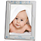 Personalised Blue ABC Silver 5x7 Photo Frame - Product number 1445359