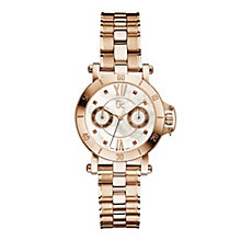 GC Femme ladies' rose gold-plated bracelet watch - Product number 1446436