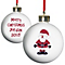 Personalised New Santa Bauble - Product number 1446606