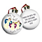 Personalised Nativity Angels Bauble - Product number 1446622