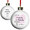 Personalised Godmother Bauble Pink - Product number 1446673