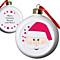 Personalised Santa Tree Decoration - Product number 1446770