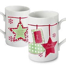 Personalised Christmas Stocking Mug - Product number 1446932