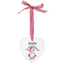 Personalised 1st Christmas Teddy Design Decoration - Product number 1446983