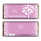 Personalised Love Grows Chocolate Bar - Pink - Product number 1447491