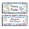 Personalised Daffodil And Floral Easter Chick Chocolate Bar - Product number 1447521