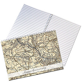 1896 - 1904 Revised New Map Notebook - Product number 1447807