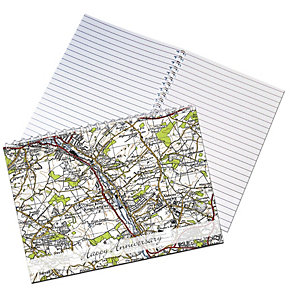 1945 - 1948 New Popular Map Notebook - Product number 1447823