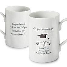 Personalised Graduation Mug - Product number 1447955
