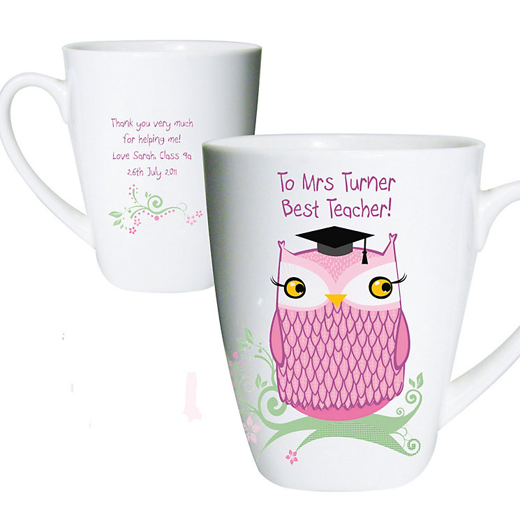 Personalised Miss Owl Mug - Product number 1448048