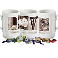 Personalised Affection Art LOVE Mug - Product number 1448129