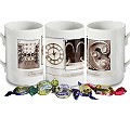 Personalised Affection Art Home Mug - Product number 1448137