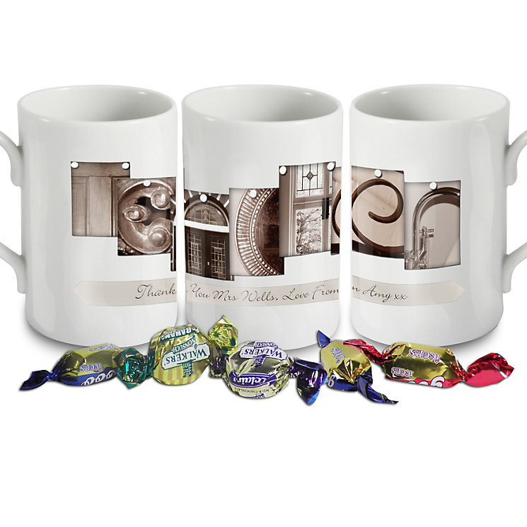 Personalised Affection Art Teacher Mug - Product number 1448145